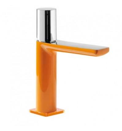 20010302NAD-loft-colors-tres-grifo-monomando-lavabo-naranja-cromo