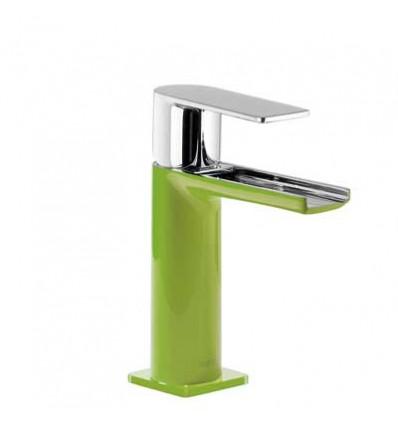 20011001VED-loft-colors-tres-grifo-monomando-lavabo-cano-cascada-libre-verde-cromo