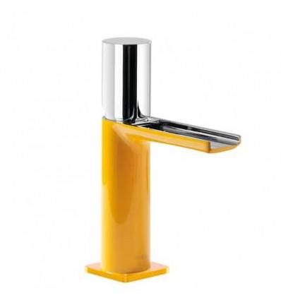 20011002AMD-loft-colors-tres-grifo-monomando-lavabo-cano-cascada-libre-ambar-cromo
