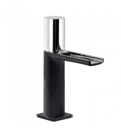 20011002NED-loft-colors-tres-grifo-monomando-lavabo-cano-cascada-libre-negro-cromo