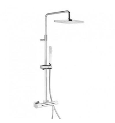 20019501BL-loft-colors-tres-conjunto-ducha-termostatica-blanco-cromo