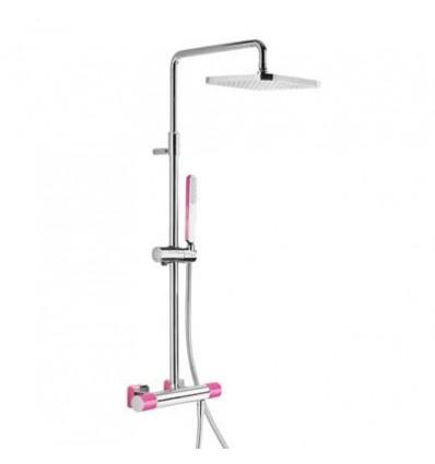 20019501FU-loft-colors-tres-conjunto-ducha-termostatica-fucsia-cromo