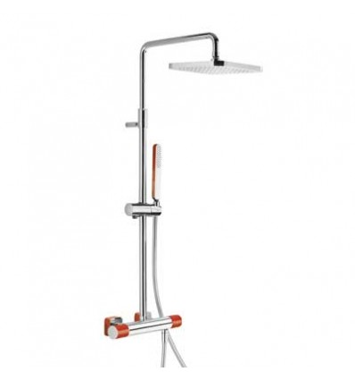 20019501RO-loft-colors-tres-conjunto-ducha-termostatica-rojo-cromo