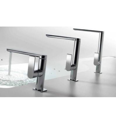 20020501ACD-loft-colors-tres-grifo-monomando-lavabo-cano-largo-acero (1)