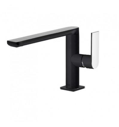 20020501NED-loft-colors-tres-grifo-monomando-lavabo-cano-largo-negro-cromo