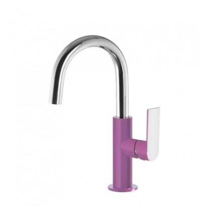 20020504VID-loft-colors-tres-grifo-monomando-lavabo-cano-curvo-violeta-cromo