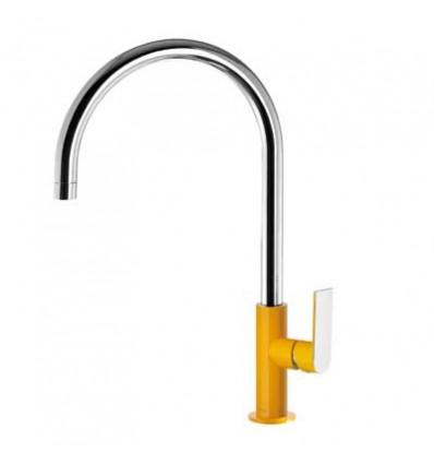 20020506AMD-loft-colors-tres-grifo-monomando-lavabo-cano-curvo-ambar-cromo
