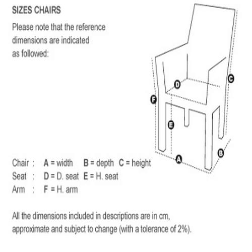 """Кресло Etoile  Страна : Голландия - на фотографии мебель от """"Комфорт Маркет"""""""