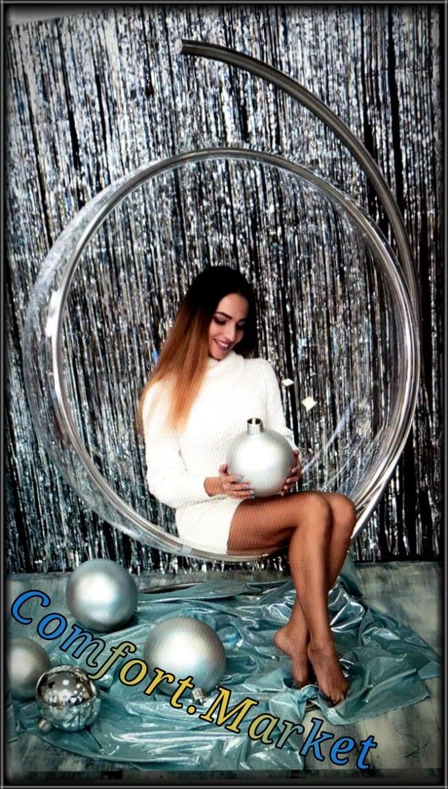 Ball chair - эксклюзивная мебель для фото зоны студии от Comfort Market
