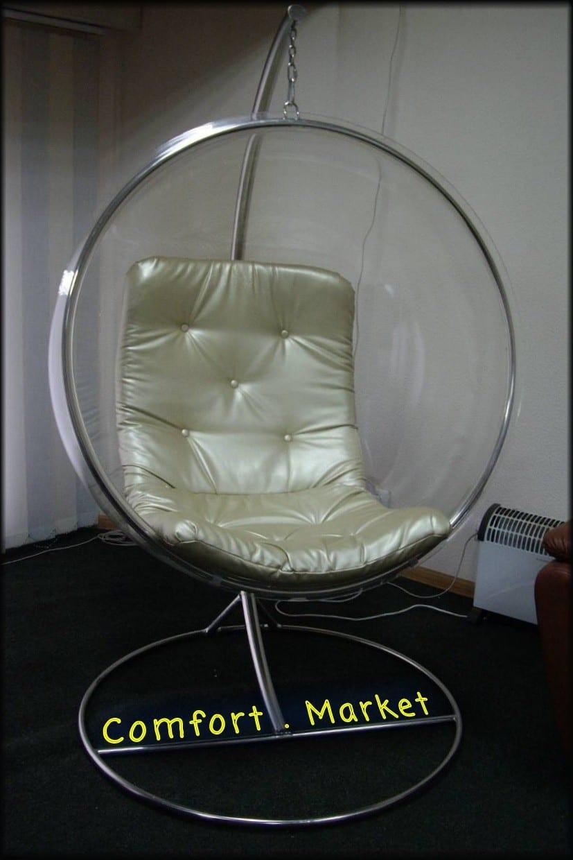 Bubble chair в Украине - купить подвесное кресло шар со стойкой по цене производителя в Киеве.