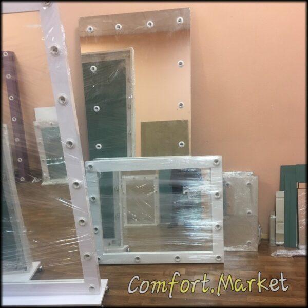 Зеркала с подсветкой — ассортимент производителя в Киеве — магазин Comfort Market