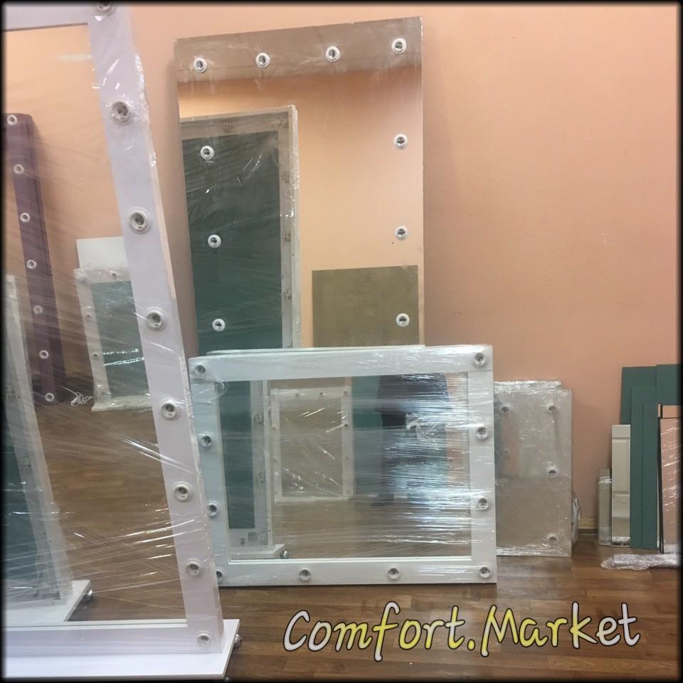 Зеркала для мастеров красоты, макияжа, причёсок - для дома, салона, магазина - Comfort.Market