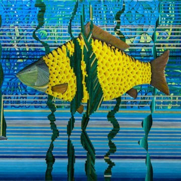 Картина Пучина