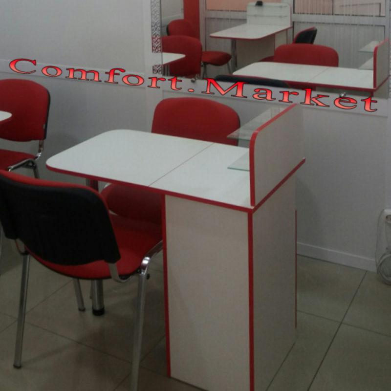 Заказать в Украине стол для маникюрного салона или мастера на дому.