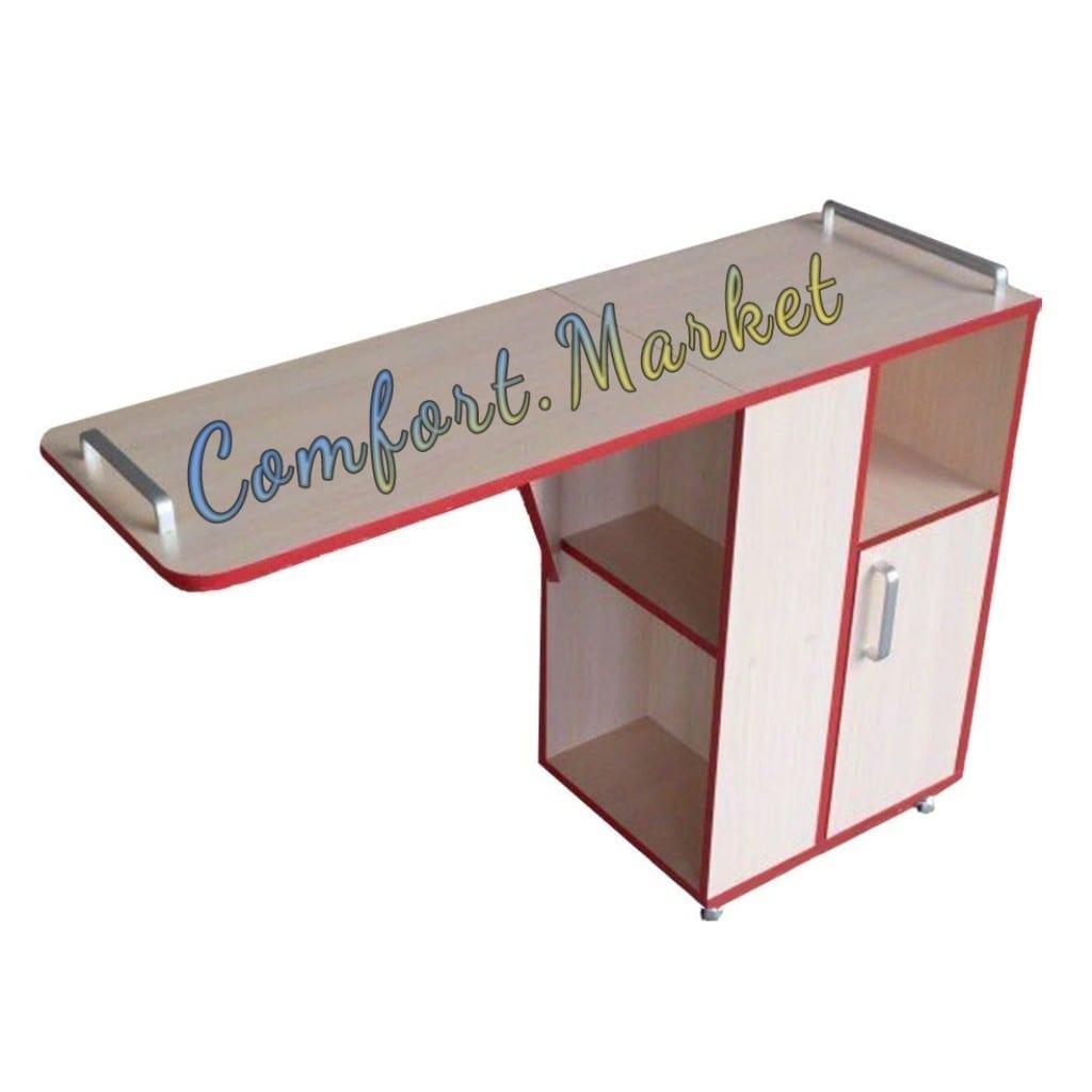 Эксклюзивный складывающийся маникюрный стол Невесомость - дизайнерская мебель