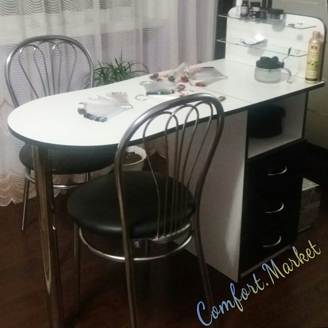 Маникюрный стол Профессионал - мебель для мастера от Comfort Market