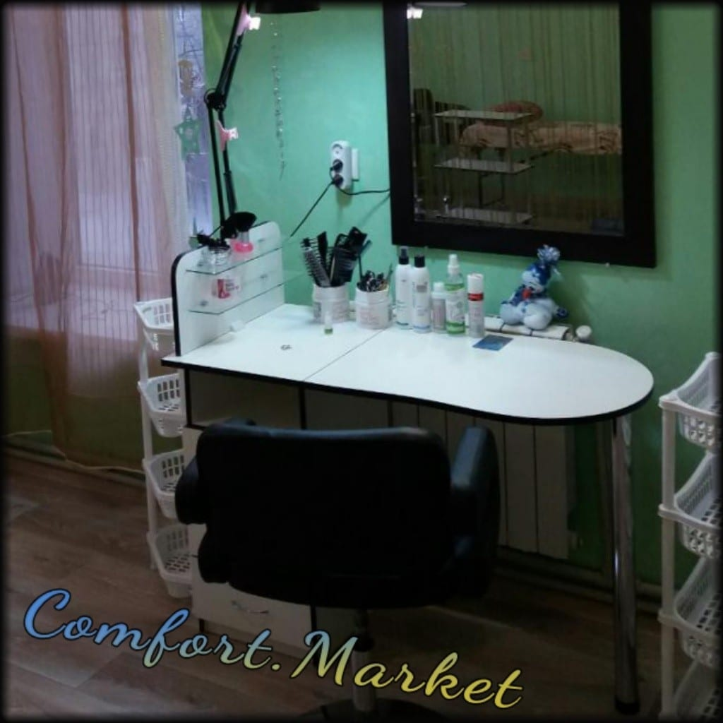 Маникюрный стол Профессионал, фото в салоне - портфолио Comfort Market