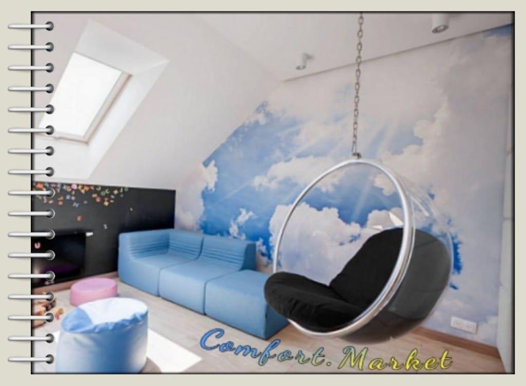 Bubble chair - эксклюзивное кресло на заказ от производителя в Украине