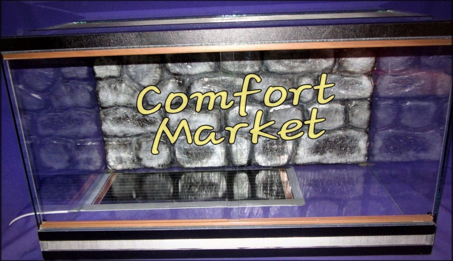Как обогреть террариум - теплый коврик от Comfort Market