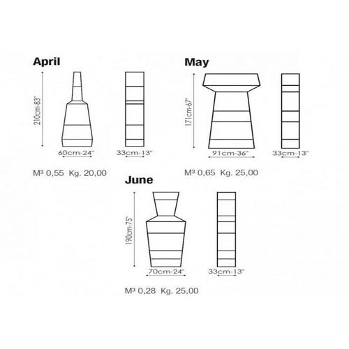 Стеллаж June