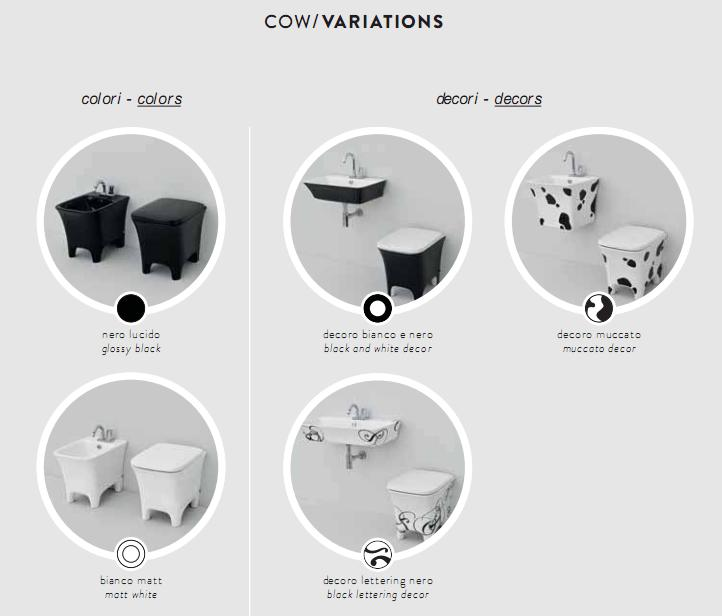 cow variations