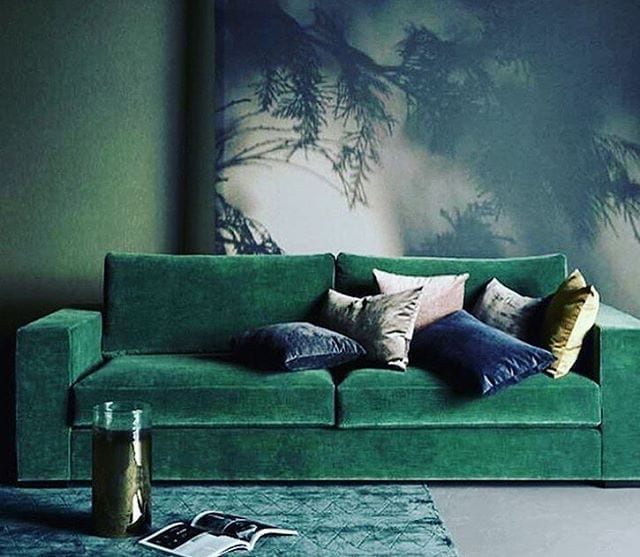 Инстаграмо-вдохновленные: Зеленая мебель. Часть 2